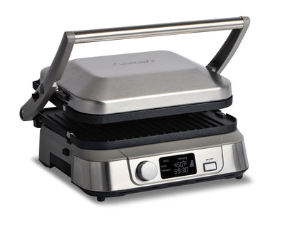 Cuisinart Griddler 5 – GR-5BC - Griddle in Stainless Steel