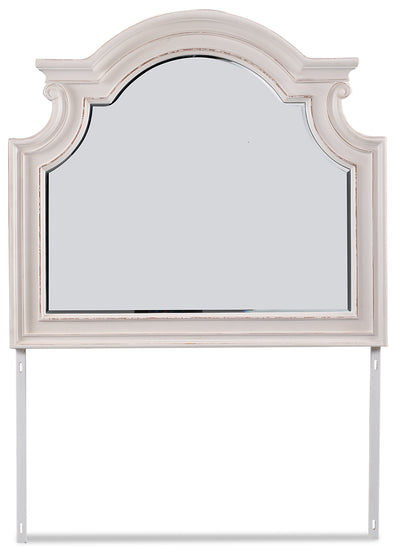 Grace Mirror – Antique White!Miroir Grace - blanc antique|GRACW0MR