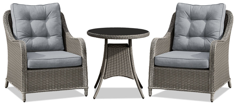 Gothenburg 3-Piece Patio Set|Ensemble Gothenburg 3 pièces pour la terrasse