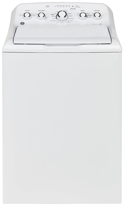 GE 5.0 Cu. Ft. Top-Load Washer - GTW560BMMWW