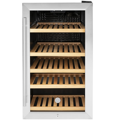 GE 4.1 Cu. Ft. Beverage Centre - GVS04BQNSS - Beverage Centre in Stainless Steel