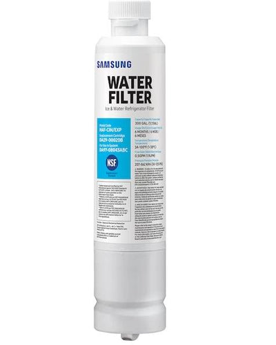 Replacement Samsung Refrigerator Water Filter - DA29-00020B | Filtre à eau de remplacement Samsung - DA29-00020B | DA290002