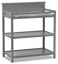 Harper Changing Station with Changing Pad - Dove Grey