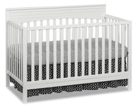 Harper 4-in-1 Convertible Crib - Snow White