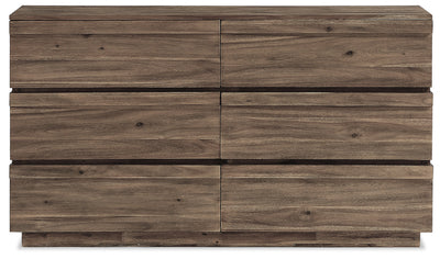 Hayden Dresser - {Contemporary} style Dresser in Grey {Acacia}