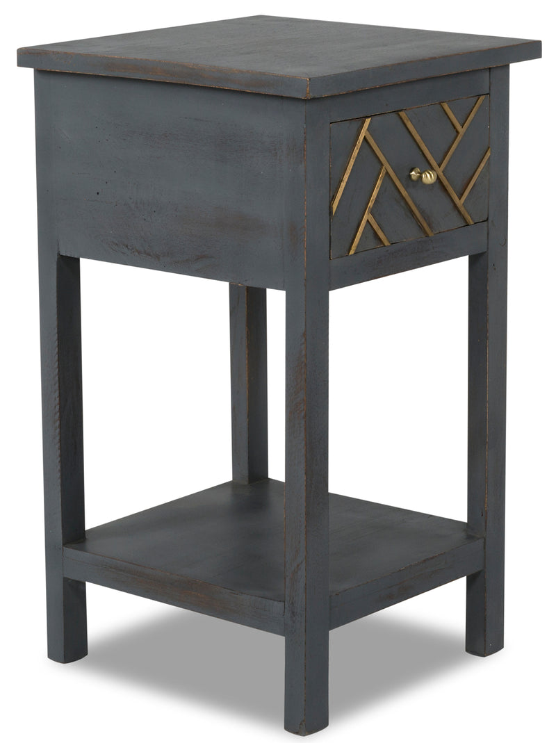Hudson Accent Table|Table d'appoint Hudson