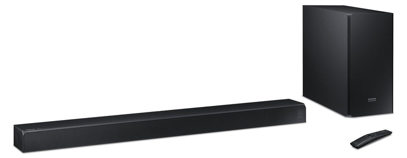 Samsung Harman/Kardon HW-N850 5.1.2-Channel Soundbar and Wireless Subwoofer – HW-N850/ZC|Barre de son à 5.1.2 canaux et caisson d'extrêmes graves sans fil HW-N850 Harman/Kardon Samsung