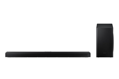 Samsung Elect Inventory Soundbar - Samsung HW-Q60T 5.1-Channel 360W Soundbar with Wireless Subwoofer