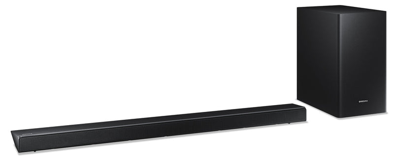 Samsung HW-R550 320W 2.1-Channel Soundbar and Wireless Subwoofer - HW-R550/ZC|Barre de son à 2.1 canaux et caisson d'extrêmes graves sans fil HW-R550 de Samsung - 320 W
