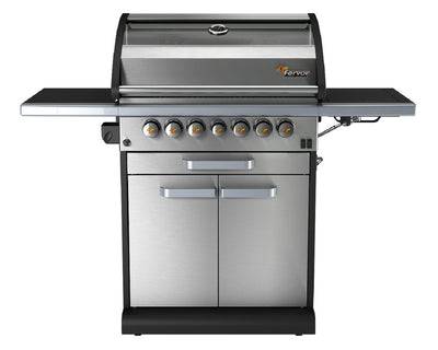 Fervor Four-Burner Gas Barbecue - IC450-S | Barbecue à gaz Fervor à 4 brûleurs - IC450-S  | IC450SBQ