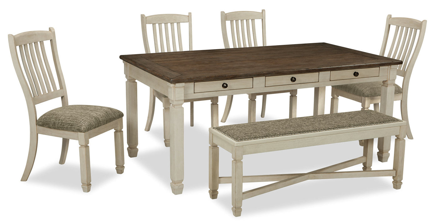 Ilsa 6 Piece Dining Package