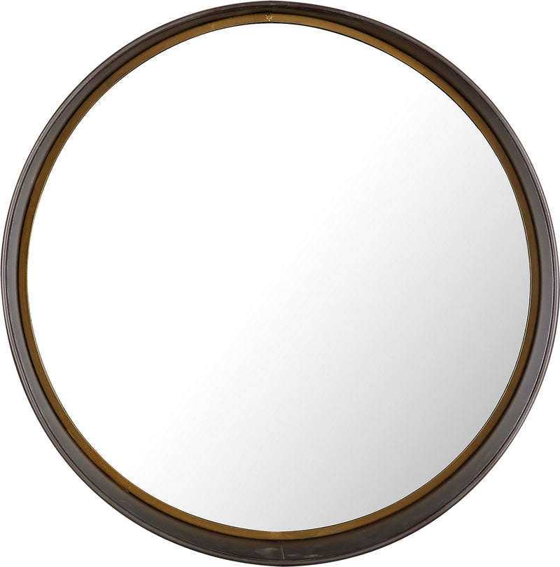 Oil Rubbed Bronze Metal Mirror| Miroir en métal bronze huilé|IMP750MR