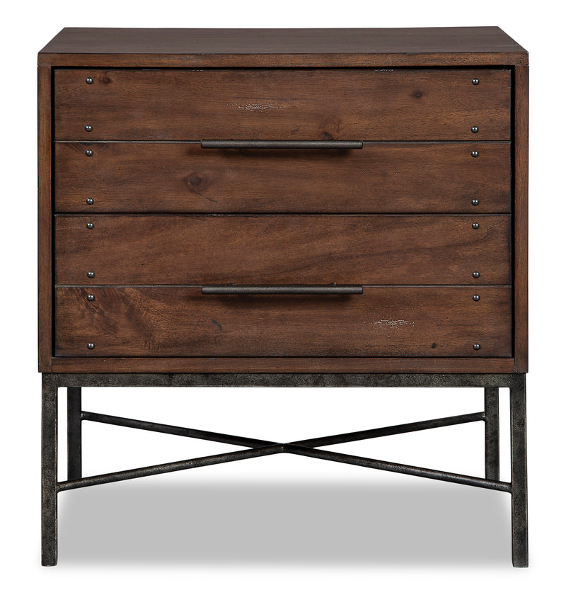 Indy Nightstand|Table de nuit Indy|INDYO2NS