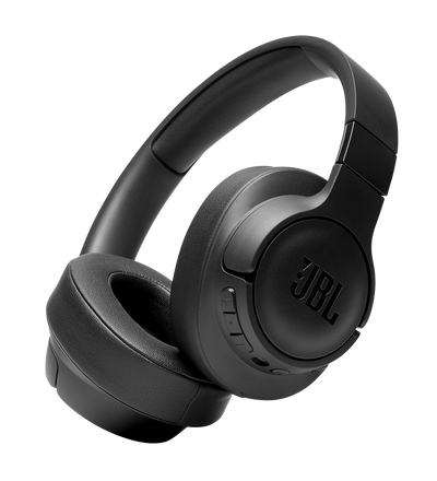 JBL TUNE 700 Over-Ear Wireless Headphones - JBLT700BTBLKAM | Casque d'écoute supra-auriculaire sans fil JBL TUNE 700 - JBLT700BTBLKAM | TUNE700B