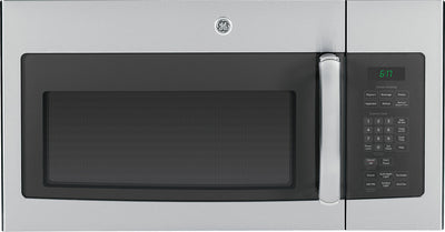GE 1.6 Cu. Ft. Over-the-Range Microwave – JVM1635SFC - Over-the-Range Microwave in Stainless Steel