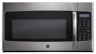 GE 1.8 Cu. Ft. Over-the-Range Microwave - JVM2185SMSS - Over-the-Range Microwave in Stainless Steel