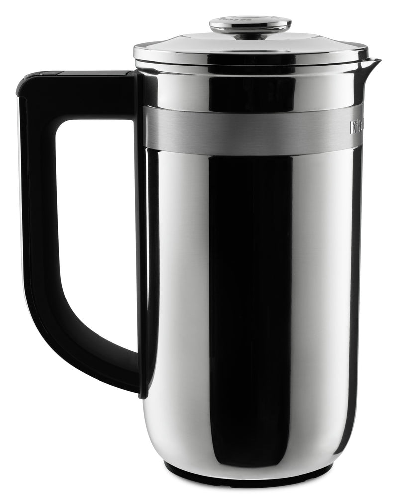 KitchenAid Precision Press Coffee Maker - KCM0512SS|Cafetière à piston précis KitchenAid - KCM0512SS