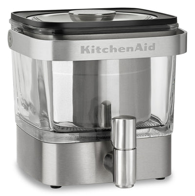 KitchenAid Cold Brew Coffee Maker - KCM4212SX|Cafetière pour infusion à froid KitchenAid - KCM4212SX|KCM4212S