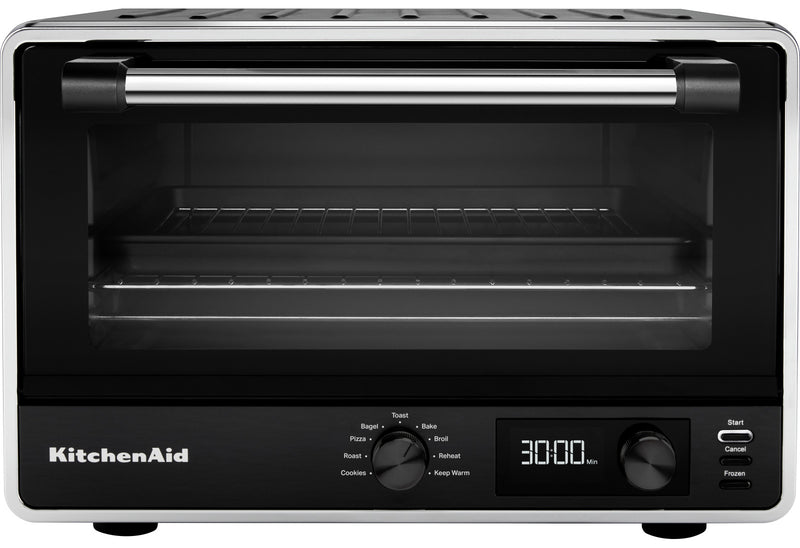 KitchenAid Digital Countertop Oven - KCO211BM|Four de comptoir KitchenAid à écran numérique -  KCO211BM