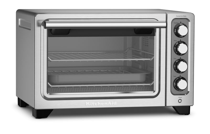 KitchenAid Compact Oven - KCO253CU|Four compact KitchenAid - KCO253CU