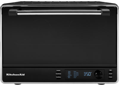 KitchenAid Dual Convection Countertop Oven - KCO255BM|Four de comptoir KitchenAid à convection double - KCO255BM|KCO255BM