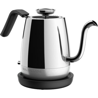 KitchenAid Precision Gooseneck Electric Kettle - KEK1025SS|Bouilloire électrique col de cygne KitchenAid – KEK1025SS|KEK1025S