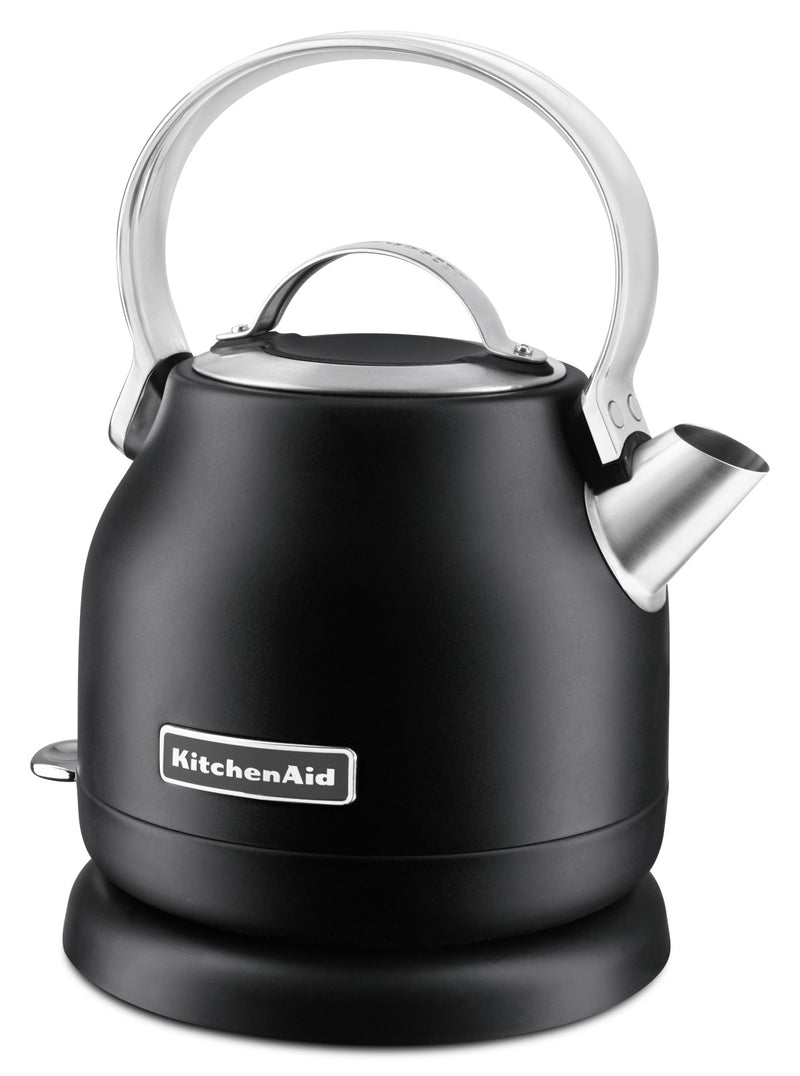 KitchenAid 1.25L Electric Kettle - KEK1222BM|Bouilloire électrique KitchenAid de 1,25 l – KEK1222BM