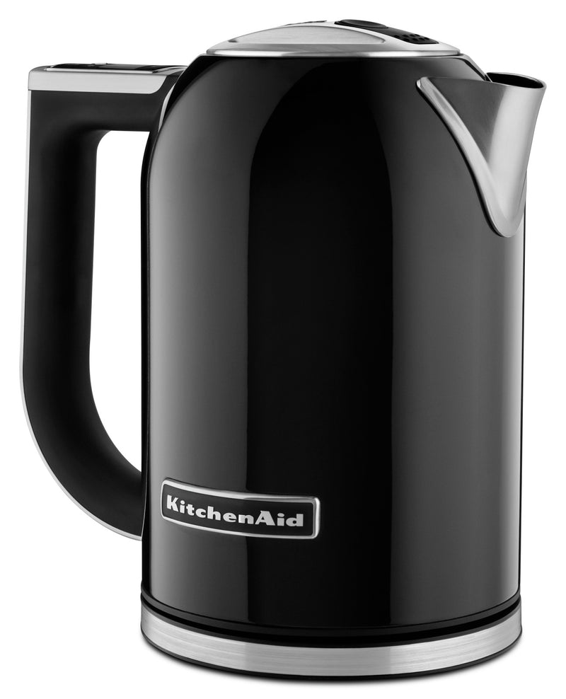 KitchenAid Variable Temperature Electric Kettle - KEK1722OB|Bouilloire électrique à température variable KitchenAid – KEK1722OB