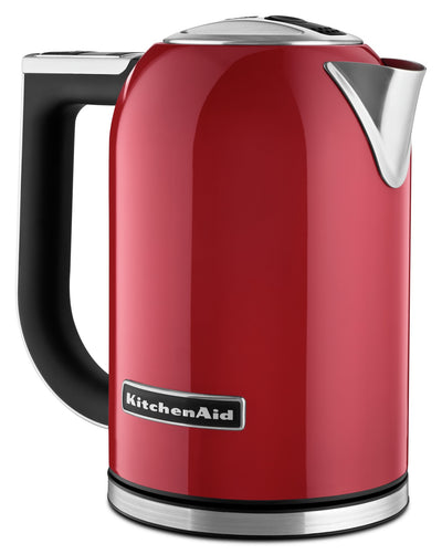 KitchenAid Variable Temperature Electric Kettle - KEK1722ER - Kettle in Empire Red