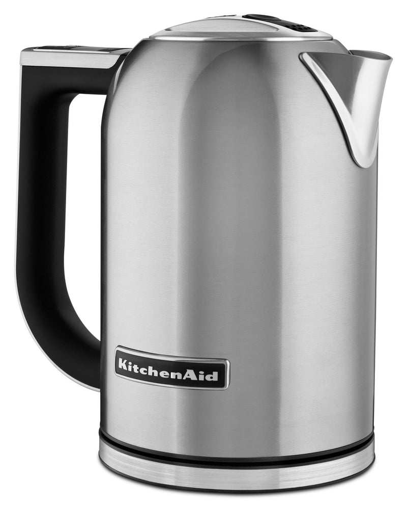 KitchenAid Variable Temperature Electric Kettle - KEK1722SX|Bouilloire électrique à température variable KitchenAid – KEK1722SX