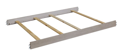 Kenilworth Full Bed Converter Rails - {Traditional} style Bed Rails in Stone wash {Solid Woods}