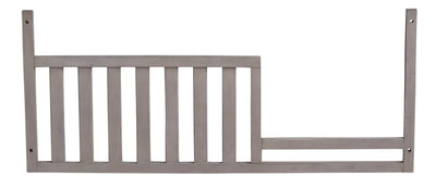 Kenilworth Guard Rail - {Traditional} style Bed Rails in Stone wash {Solid Woods}