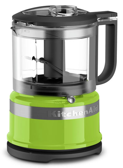 KitchenAid 3.5-Cup Mini Food Processor - KFC3516GA|Mini robot culinaire KitchenAid de 3,5 tasses - KFC3516GA|KFC3516A