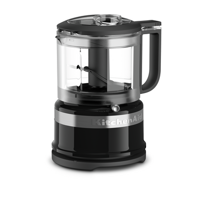 KitchenAid 3.5-Cup Mini Food Processor - KFC3516OB|Mini robot culinaire KitchenAid de 3,5 tasses - KFC3516OB|KFC3516B