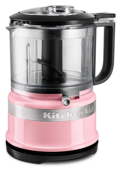 KitchenAid 3.5-Cup Mini Food Processor - KFC3516GU|Mini robot culinaire KitchenAid de 3,5 tasses - KFC3516GU|KFC3516P
