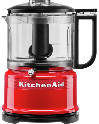 KitchenAid 100 Year Limited Edition 3.5-Cup Mini Food Processor - KFC3516QHSD|KFC3516Q