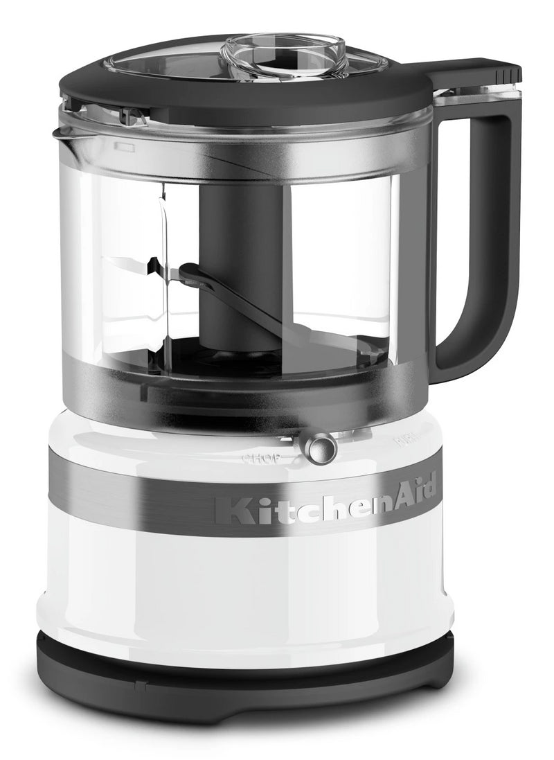 KitchenAid 3.5-Cup Mini Food Processor - KFC3516WH - Food Processor in White