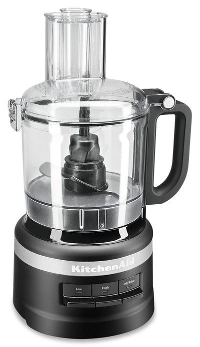 KitchenAid 7-Cup Food Processor - KFP0718BM|Robot culinaire KitchenAid de 7 tasses - KFP0718BM|KFP0718B