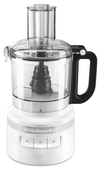KitchenAid 7-Cup Food Processor - KFP0718WH|Robot culinaire KitchenAid de 7 tasses - KFP0718WH|KFP0718W