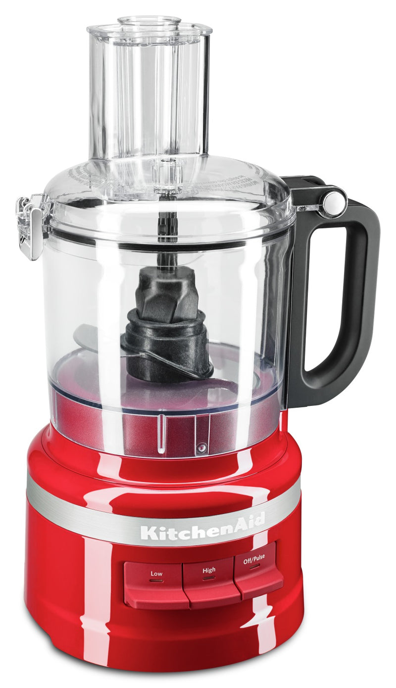 KitchenAid 7-Cup Food Processor - KFP0718ER|Robot culinaire KitchenAid de 7 tasses - KFP0718ER|KFP0718R