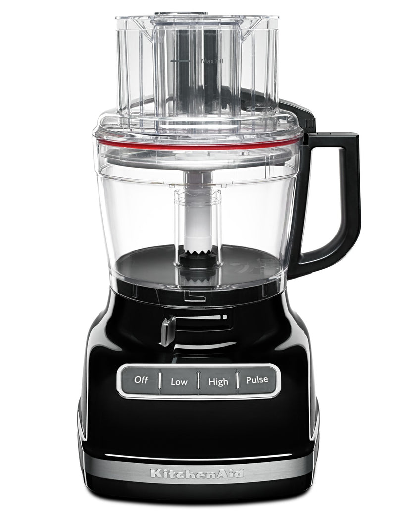 KitchenAid 11-Cup Food Processor with ExactSlice™ - KFP1133OB|Robot culinaire KitchenAid de 11 tasses doté du système ExactSliceMC - KFP1133OB
