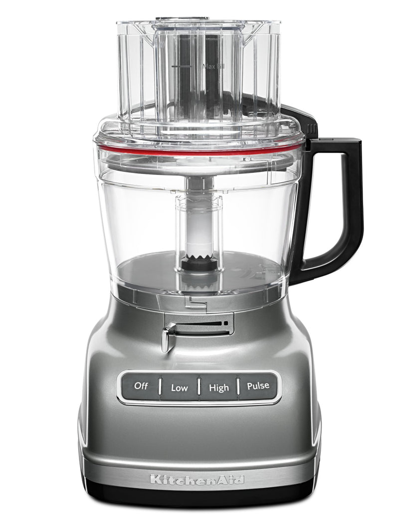 KitchenAid 11-Cup Food Processor with ExactSlice™ - KFP1133CU|Robot culinaire KitchenAid de 11 tasses doté du système ExactSliceMC - KFP1133CU