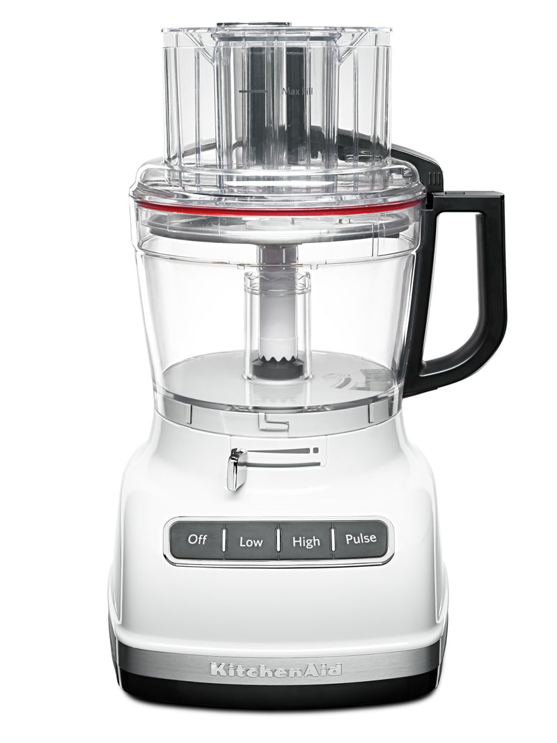 KitchenAid 11-Cup Food Processor with ExactSlice™ - KFP1133WH|Robot culinaire KitchenAid de 11 tasses doté du système ExactSliceMC - KFP1133WH