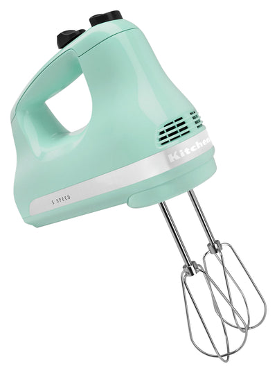 KitchenAid 5-Speed Ultra Power Hand Mixer - KHM512IC|Batteur à main Ultra PowerMC à 5 vitesses KitchenAid - KHM512IC|KHM5121C