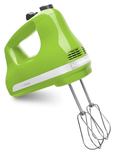 KitchenAid 5-Speed Ultra Power Hand Mixer - KHM512GA - Mixer in Green Apple