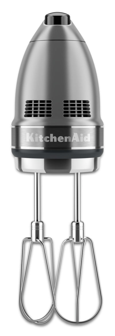 KitchenAid 7-Speed Hand Mixer - KHM7210CU - Mixer in Contour Silver