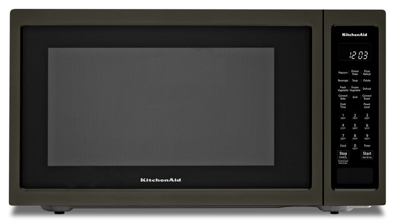 KitchenAid Countertop Convection Microwave Oven - KMCC5015GBS