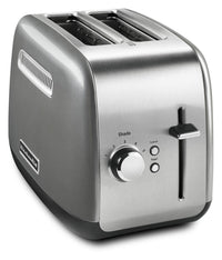 KitchenAid Two-Slice Toaster with 5 Shade Settings- KMT2115CU