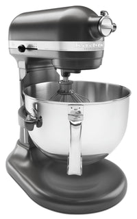 Batteur sur socle de la série Professional 600MC de KitchenAid - KP26M1XDP