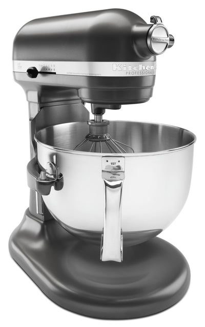 KitchenAid Professional 600 Series Stand Mixer - KP26M1XDP - Mixer in Dark Pewter
